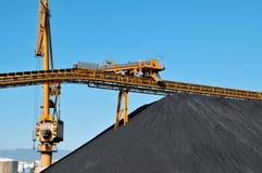 Kolenmijnindustrie Royalty-vrije Stock Afbeelding