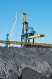 Kolenmijnindustrie Stock Foto