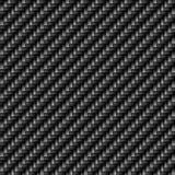 kolfiber som vävas stramt stock illustrationer