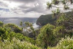 Kolhala Coast Big Island Hawaii Royalty Free Stock Photo