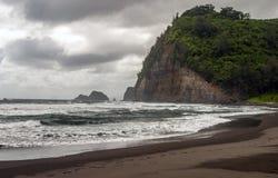 Kolhala Coast Big Island Hawaii Royalty Free Stock Images
