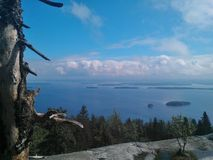 Koli, Finland Royalty Free Stock Images