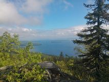 Koli mountain Stock Photo
