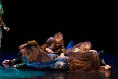 'Kolibri' dance theatre concert, 17 January 2016 in Minsk, Belarus. Stock Photo