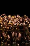 'Kolibri' dance theatre concert, 17 January 2016 in Minsk, Belarus. Stock Image