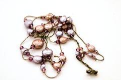 kolii perła Fotografia Royalty Free