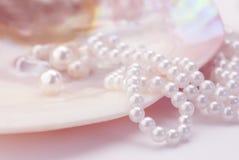 kolii perły Obraz Stock