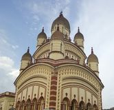 Kolkata ναών kali Dakkhineswar Στοκ Φωτογραφίες
