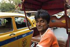 kolkata Индии Стоковая Фотография