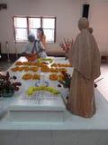 Усыпальница матери Тереза в Kolkata Стоковая Фотография RF