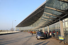 Kolkata airport Royalty Free Stock Images