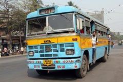Kolkata autobus Zdjęcie Royalty Free