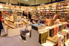 Kolkata Book Fair 2014 Royalty Free Stock Images