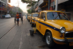 Kolkata City Stock Photography