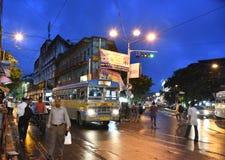 Kolkata City Royalty Free Stock Photo