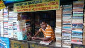 Kolkata. Indien Arkivbild