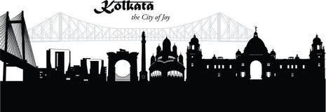 Kolkata, la India Imagen de archivo