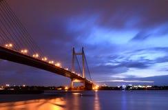 Kolkata miasto Obrazy Royalty Free