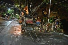 Kolkata At Midnight Royalty Free Stock Photo