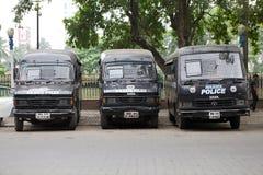 Kolkata police, Kolkata, India Stock Photos
