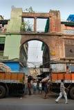 Kolkata viejo Foto de archivo libre de regalías