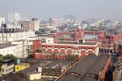 Kolkata view, Kolkata, India Royalty Free Stock Photography