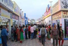 Kolkatabookfair Stock Foto