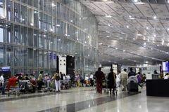 Kolkataluchthaven Stock Afbeeldingen