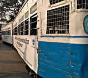 Kolkatatram van de voorzijde Royalty-vrije Stock Foto's