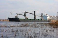 Kollastfartyg Royaltyfria Foton