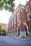 Kollegium Novum - Hauptsitze von Jagiellonian-Universität in Kra stockbilder