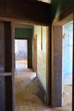 Kolmanskop στη Ναμίμπια Στοκ εικόνα με δικαίωμα ελεύθερης χρήσης