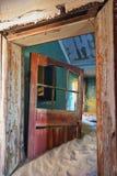 Kolmanskop στη Ναμίμπια Στοκ φωτογραφίες με δικαίωμα ελεύθερης χρήσης