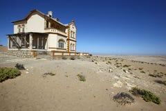 Kolmanskop Fotografering för Bildbyråer
