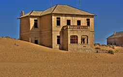 Kolmanskop ghost town Stock Photos