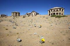 Kolmanskop Ghost Town Royalty Free Stock Images