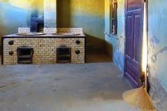 Kolmanskop i Namibia Royaltyfri Foto