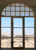 Kolmanskop - la Namibie (3) image stock