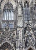 Koln. Detail of the dom in koln gemany Royalty Free Stock Photography