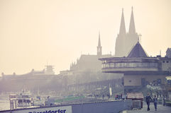 Koln, Allemagne Photo stock
