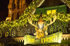 Koln Christmas Market Souvenir Royalty Free Stock Photo