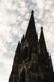Koln dome Royalty Free Stock Images