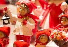 Koln-Weihnachtsmarkt-Andenken Stockfoto