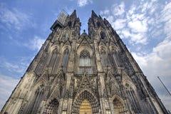 Kolońska katedra fotografia stock
