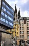 Kolońscy katedr Dom, Niemcy Fotografia Stock