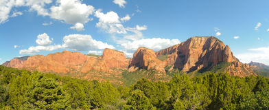 Kolob Canyon Royalty Free Stock Photography