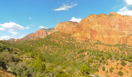Kolob Canyon Stock Images
