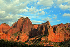 Kolob canyon. Stock Photo
