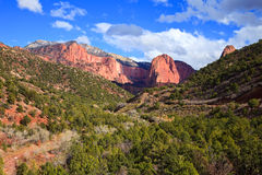 Kolob Canyons Landscape Stock Photos