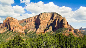 Kolob Canyons Vista Stock Photos